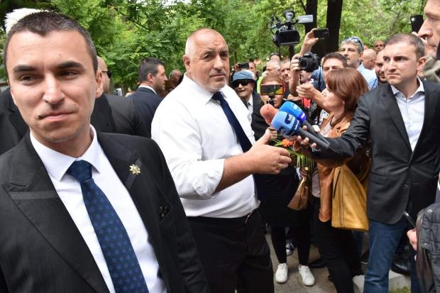 Борисов за изпотрошеното заведениe: Двама собственици си мерят ... кой е по-голям тарикат