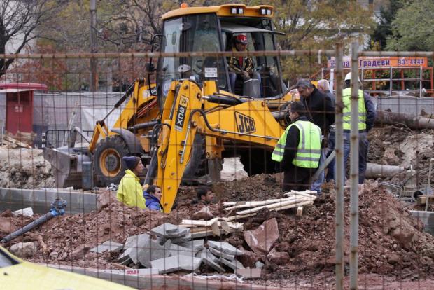"Затварят временно част от улица в ""Тракия"" в Пловдив заради ремонт на основен топлопровод"