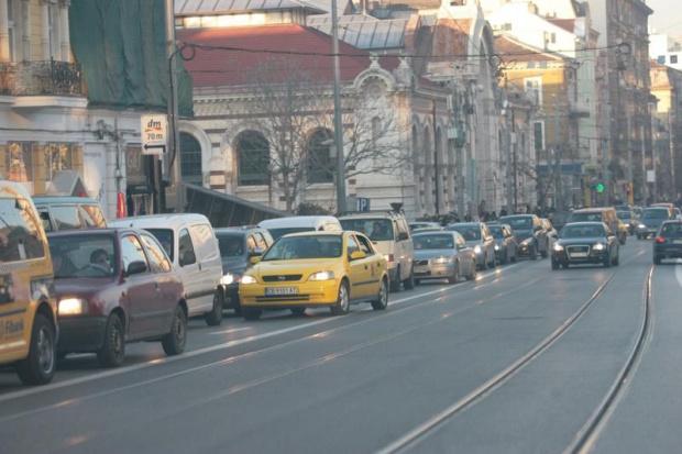 Променят движението в София заради шампионат по шофиране