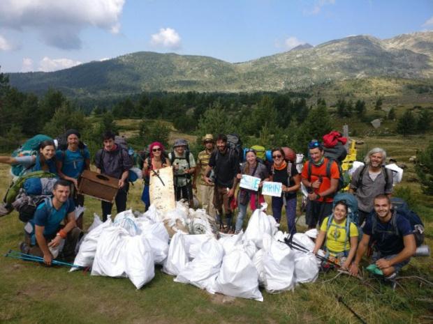 В събота започва 21вото високопланинско почистване на За Земята