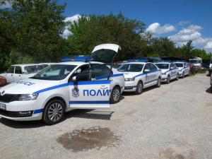 Снимка: Специални мерки за сигурност заради ЦСКА-Левски
