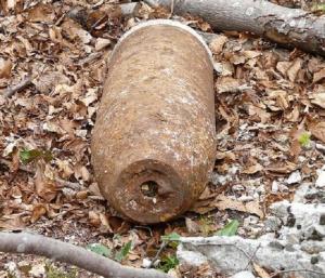 500-килограмова британска бомба от Втората световна война беше открита по