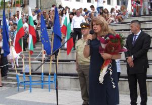 Снимка: Вицепрезидентът: Без доверие няма как да градим единство