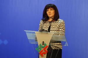 Снимка: Шефката на парламента отговори на критиките на президента