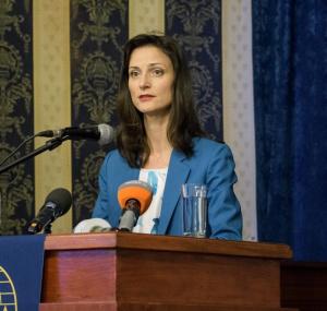 Новият председател на Европейската комисия Урсула фон дер Лайен обяви