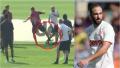 Игуаин избесня на тренировка на Юве, нарита треньор и рекламни пана (ВИДЕО)