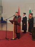 Пловдивският университет откри учебната година