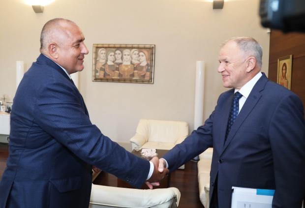 Борисов разговаря с еврокомисара по здравеопазване и безопасност на храните за африканската чума