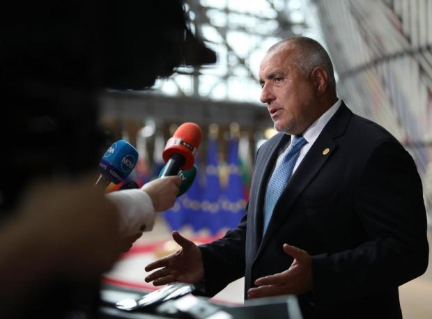 Премиерът: България срещу Русия не работи, само срещу определени личности