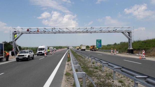 Снимка: 420 млн. лв. от приходите от тол такси отидат за модернизацията на пътя Мездра-Ботевград