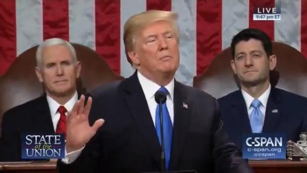 Американският президент Доналд Тръмп взе решение да продължи с още