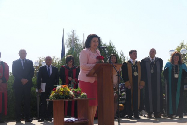 Аграрният сектор в България има нужда от образовани млади хора.