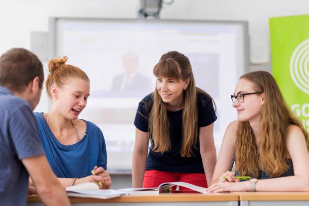 По повод началото на учебната година Гьоте-институт България дава старт