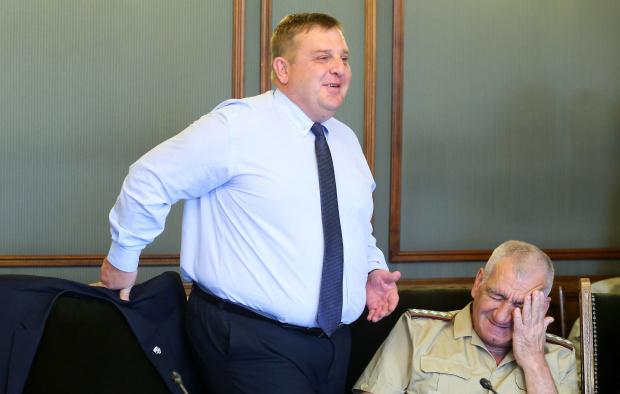 Снимка: Каракачанов: Не съм броил шпионите поименно, но не са само братушки