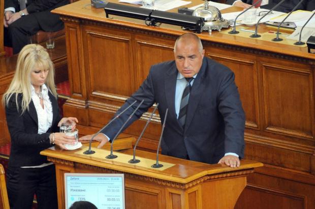 Снимка: Борисов ще дава обяснения на депутатите за политиката ни към Русия