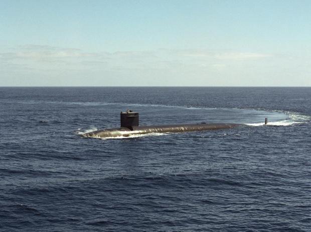 КНДР води активна подготовка за пускане във вода на подводница,