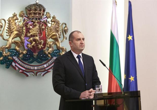"""Държавният глава Румен Радев проведе среща на """"Дондуков"""" 2 с"""