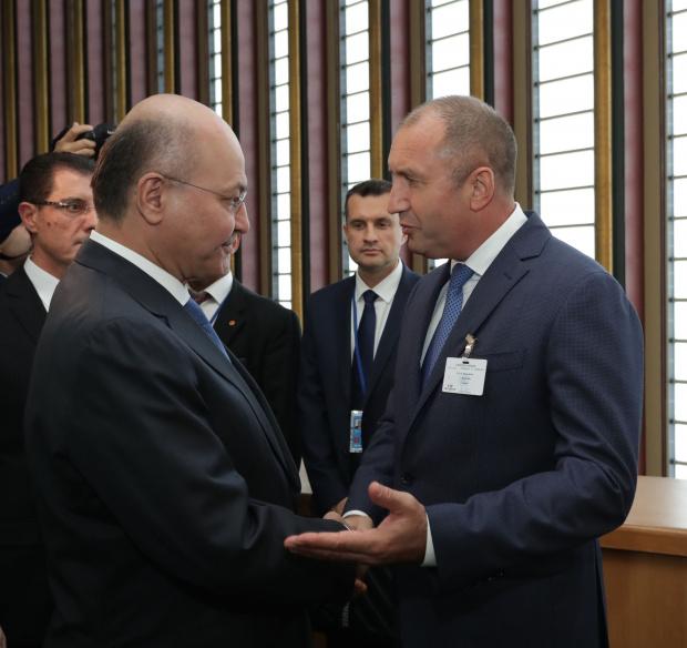 Амбицията на България и Ирак е да започнем да възобновяваме
