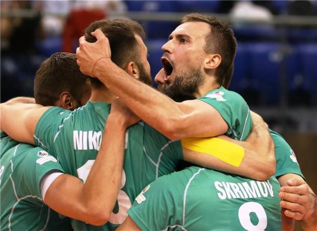 България попадна в кошмарна група за олимпийската квалификация по волейбол