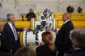 Премиерът откри разширението на Балкански поток (ВИДЕО)