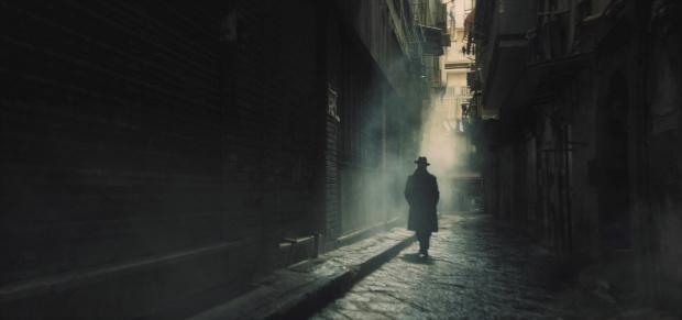 Историята на бившия наемен убиец Пепино, който се завръща на