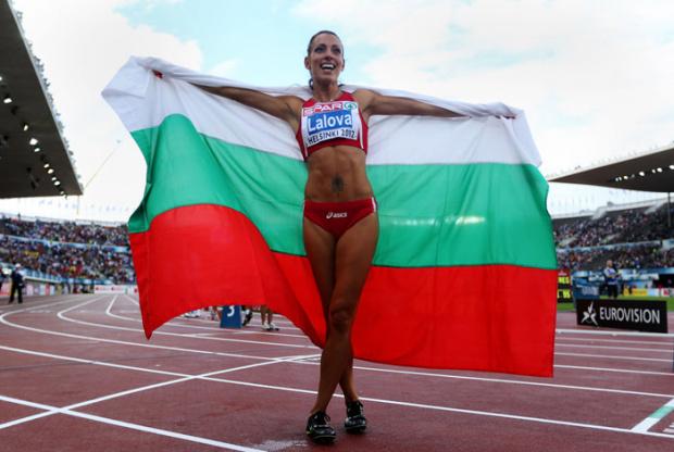 Ивет Лалова: Узрях като жена и спортист и това ми помага на пистата