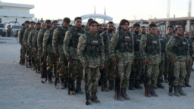 "Турция стартира военна операция ""Мирна пролет"" срещу ДАЕШ и кюрдите в Сирия"