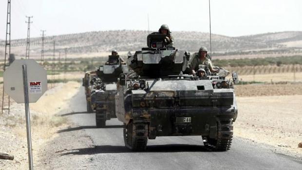Турция твърди, че 399 терористи са ликвидирани в Северна Сирия