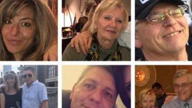 Децата на застреляните в събота в Чикаго Ивайло Попов и