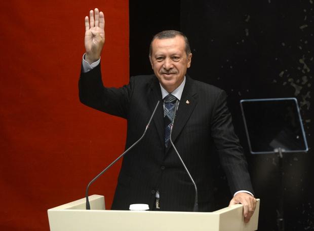 Президентът Реджеп Тайип Ердоган каза късно вчера, че отхвърля искането