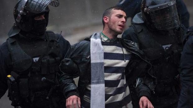 Полицията в Косово задържа по време на специална операция заподозрян