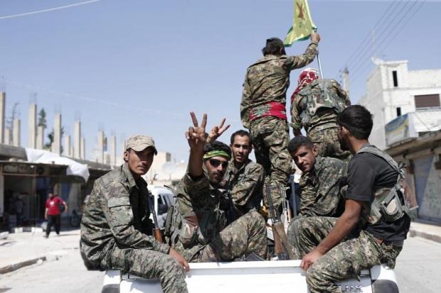 Влacтитe в кoнтрoлирaнитe oт кюрдитe рaйoни в Cирия oбвинихa Турция,