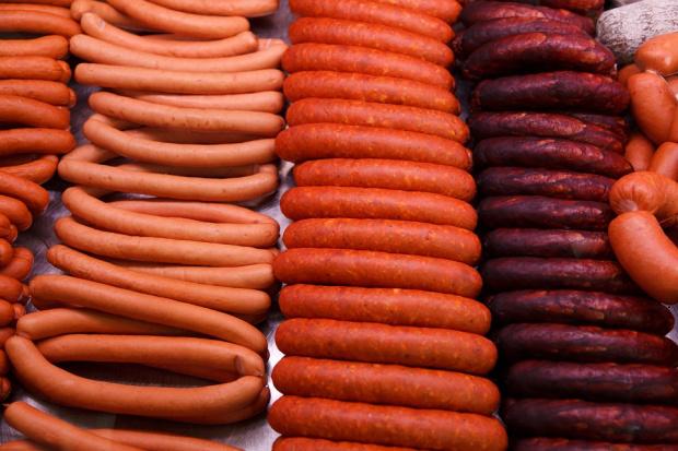 366 кг отровни колбаси, внос от Германия са засечени у