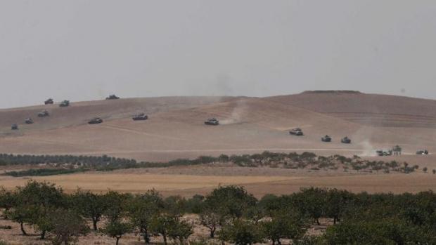 Турция обвини сирийските кюрдски сили в нарушаване на примирието. Според