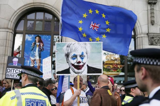 Британският премиер Борис Джонсън изпрати писмо с молба до ЕС