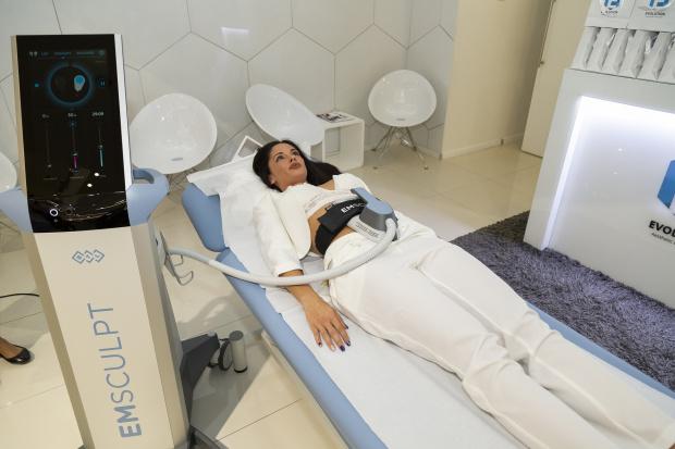 Уникалната процедураBTL EMSCULPT, която предизвикареволюция в естетичната медицинана международно ниво,