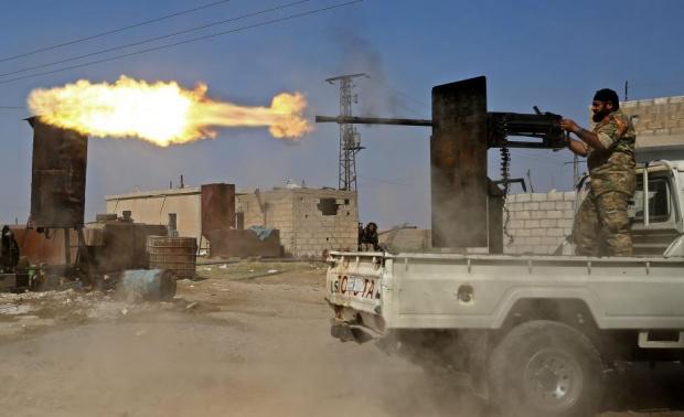 Турция е готова да възобнови военната операция в Северна Сирия,