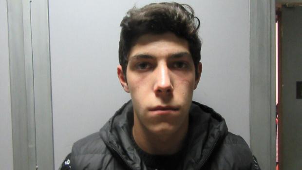 18-годишният Мартин Шахънски, който избяга от общежитие от открит тип