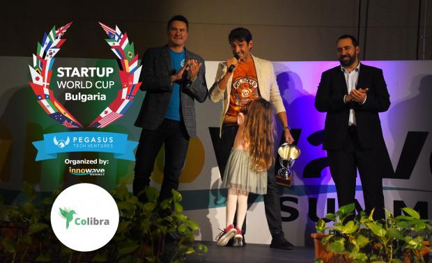 Българската Fintech компания Colibra стана регионален шампион за България на
