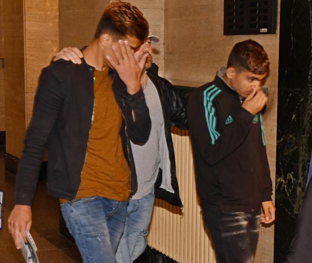 Софийският градски съд върна в ареста двамата афганистанци, обвинени в