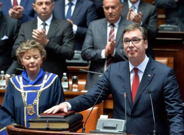 Руският съюзник Сърбия се опитва да поеме инициативата в Западните