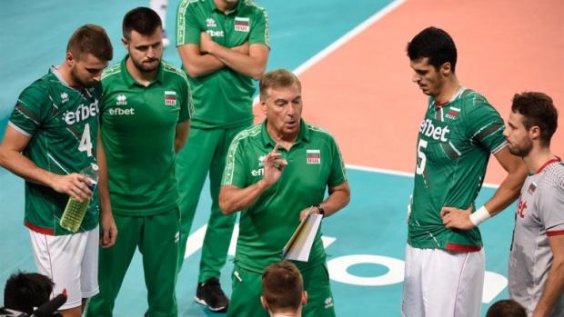 Пранди обяви състава на България за съдбовната олимпийска квалификация