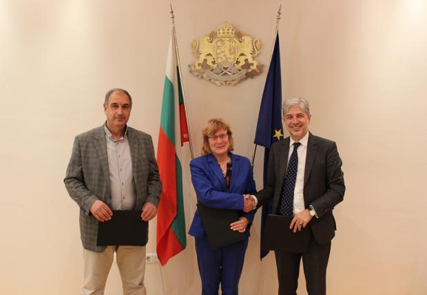 В Бургас ще се возят ан 56 нови електрически автобуса.