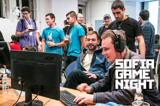 Третото издание на Games Made in BG, изложението за игри,