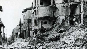 Адът от бомбардировките на София оживява в уникална арт инсталация