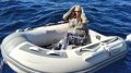 Жена оцеля 2 денонощия в открито море, спасила се с пликове и дъвчащи бонбони