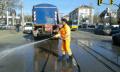 Задължиха Столичната община да мие улиците два пъти месечно
