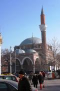 Отцепиха района около централната джамията в столицата
