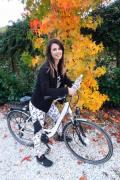 Цвети Пиронкова: Обичам да въртя педалите и чувството за свобода (СНИМКИ)