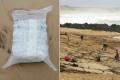 Над 1 тон кокаин изплува във Франция от Атлантическия океан